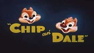 Chip and Dale Cartoons For KidsDonald Duck amp; Chip and Dale  COMPILATION 2015HD