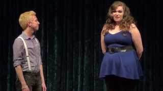 """Hello, Dolly! - """"It Only Takes a Moment"""" Cover by @samwise1612 and @heathertraska"""