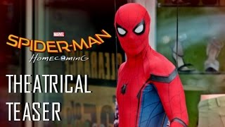 Скачать Spider Man Homecoming Theatrical Teaser HD