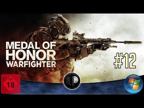 Let's Play Medal of Honor Warfighter #12 - Die bewegenden Momente!