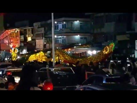 Cap Go Meh 22 February 2016 Pontianak, Kalimantan Barat, Indonesia