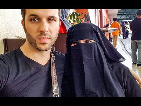 Muslim Burqa Girl Date - The Good Old Days & The Search For Happiness
