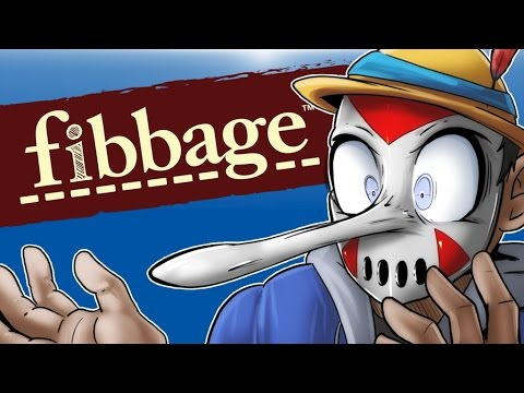 Fibbage XL - LIES AND TRUTH REVEALED! (Cartoonz, Bryce, & Ohmwrecker)