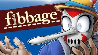 Fibbage XL - LIES AND TRUTH REVEALED! (Cartoonz, Bryce, & Ohmwrecker)