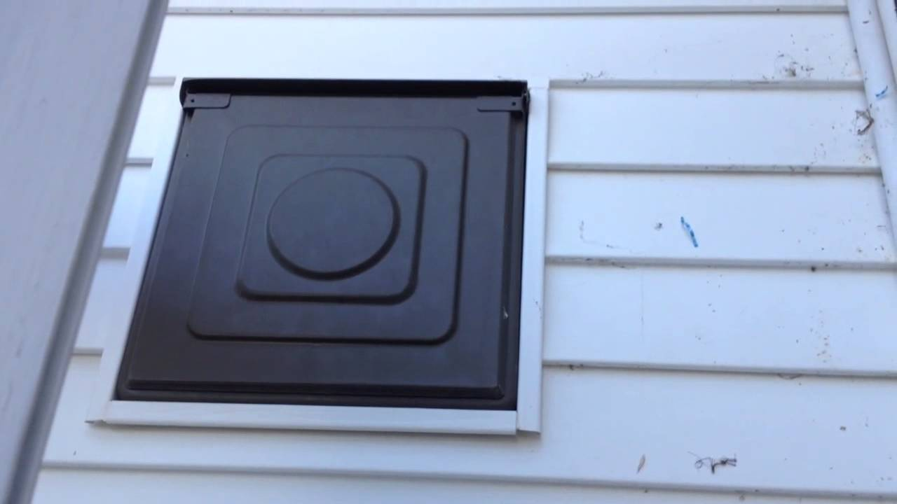 Vintage NuTone Exhaust Fans - 10/27/14