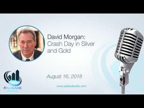 David Morgan: Crash Day in Silver and Gold