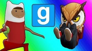 Gmod Hide and Seek - Weird Walk Edition! (Garry