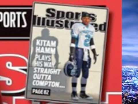 Kitam Hamm #2-Compton H.S.-Youtube Highlights