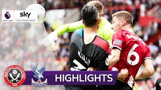 Aufsteiger siegt! | Sheffield United - Crystal Palace 1:0 | Highlights - Premier League 2019/20