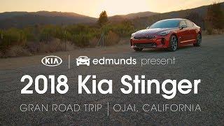2018 Kia Stinger Gran Road Trip | Part 1 | Sponsored Content