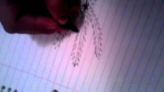 Draw an Easy Pot Leaf