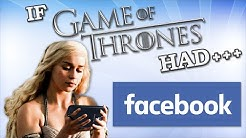 IF GAME OF THRONES HAD FACEBOOK