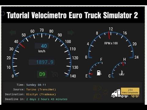 [Tutorial] Velocimetro para Android ATS- ETS2 | Telemetry - Server |YANRED