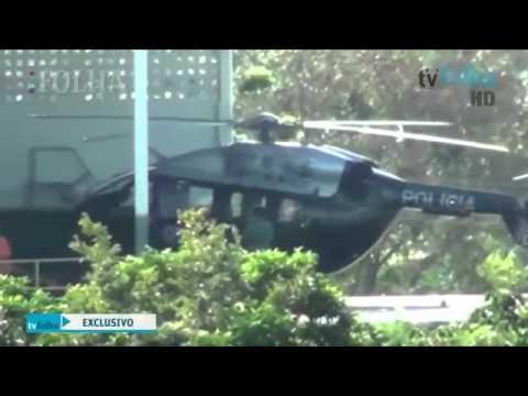 Blog do Neto Ferreira - José Sarney utiliza helicóptero do Maranhão