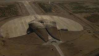 Foreign conflict could help NM Spaceport