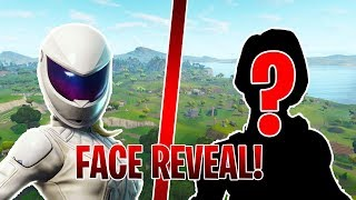 NEW *GLITCHED* WHITEOUT UNMASKED | FACE REVEAL | FORTNITE BATTLE ROYALE