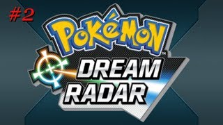 Pokemon Dream Radar with Luc (Part 2) Dreamer Tornadus has Appeared!