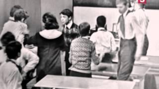 """""""Взрывы на уроках"""", телеспектакль. ЛенТВ, 1969 г."""