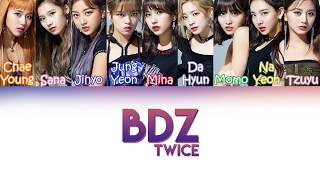 "TWICE (트와이스) - ""BDZ"" 