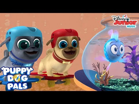Olivia Puppy Dog Pals Disney Junior Youtube