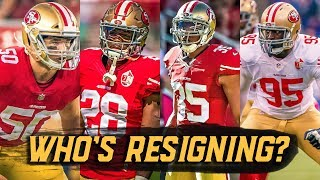 LIVE! 49ers Fans Gathering Free Agency Rumors Carlos Hyde, Eric Reid, Brock Coyle, Tank Carradine
