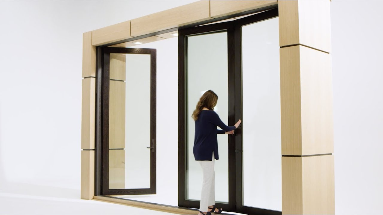 The Marvin Ultimate Bi Fold Door Now Iz3 Certified Youtube