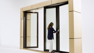The Marvin Ultimate Bi-Fold Door, Now IZ3 Certified
