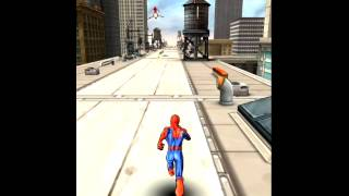 Spider-Man Unlimited ipad ios gameplay