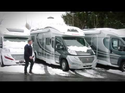 Carawero - the Swiss caravan rental company