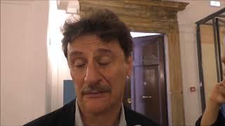Videointervista a Giorgio Tirabassi in Libero Grassi A testa alta, su SpettacoloMania.it