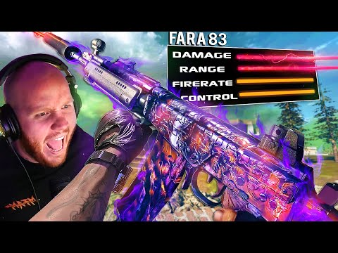 THIS GUN WILL REPLACE THE FFAR... NEW META! (FARA 83)