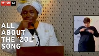 The song 'Zol' has taken South Africa by storm, trending on social media and many calling for it to be the next national anthem. We spoke to the creator of the song, South African DJ Max Hurrell, to found out what made him decide to remix COGTA Minister Nkosazana Dlamini-Zuma's now infamous words and his reaction to getting a message from her.
