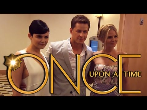ONCE UPON A TIME Interviews (Major Cast & Writers) Comic-Con 2013