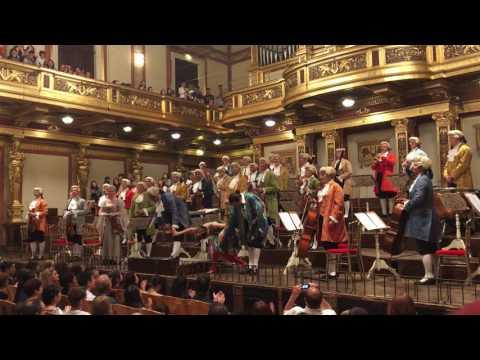 Mozart Orchestra | The Blue Danube | Waltz @ Vienna State Opera