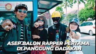 Download lagu ASEP BALON: SAYA RAPPER PERTAMA DISINI❗ |Coklat Kita Panggung Dadakan #ExtrakanHarimu