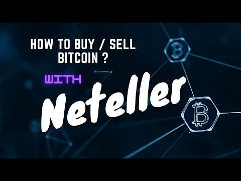 How To Buy Bitcoin With Neteller In 2021 ?