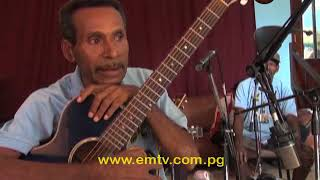 Konsel Production Studio working on reviving String Band Music in PNG