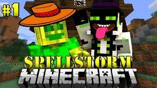 Minecraft Spellstorm