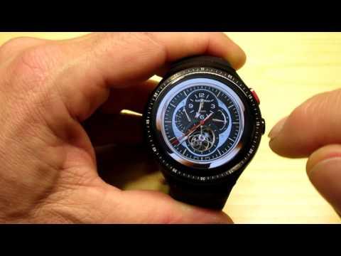 LES1 Launcher & Watchawear faces - LEMFO LES1 (& Zeblaze