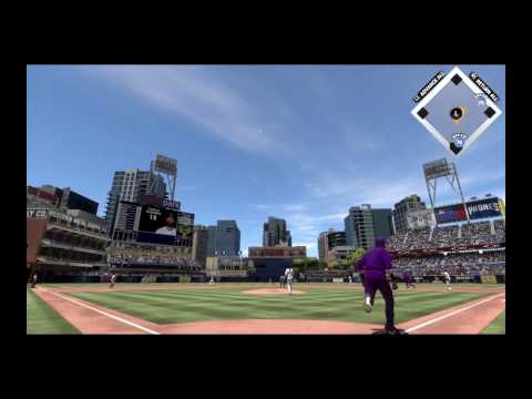 Stealing fans from the San Diego Padres! MLB® The Show™ 17 command and conquer