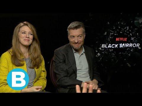 EXCLUSIEF Interview met de makers van BLACK MIRROR