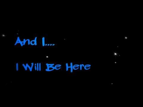 Gary Valenciano - I Will Be Here [lyrics]