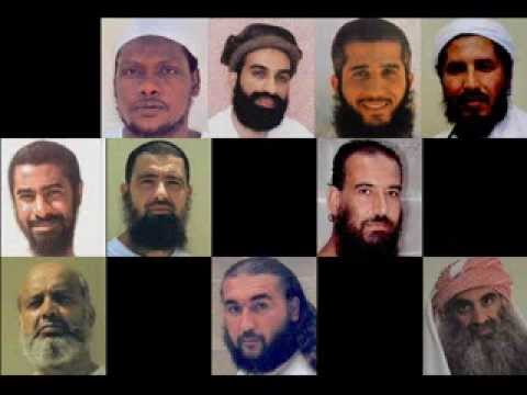 Intimate look: Guantanamo prisoner portraits, by the ICRC