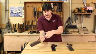 No Bs Woodworking Episode 2 - Basic Tools For Making Furniture