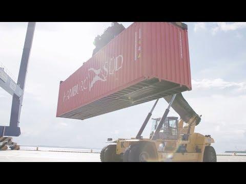 Intermodal Services - Your cargo from door to door