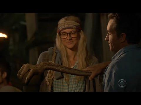 Survivor Edge Of Extinction: Kelley Blindsided