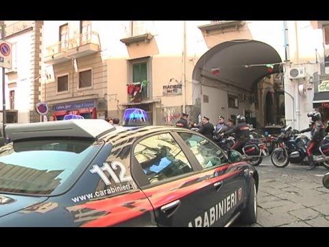 Via Sedile Di Porto 51.Napoli Spari In Via Mezzocannone Paura Vicino Universita 1