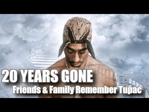 20 Years Gone: Friends & Family Celebrate Tupac Shakur
