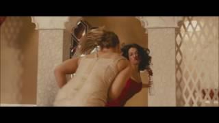 Ronda Rousey vs Michelle Rodriguez Fight Rapidos y Furiosos 7 thumbnail