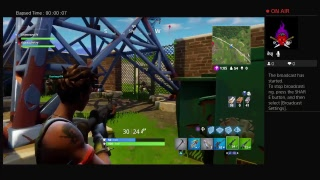 Fortnite getting with ease